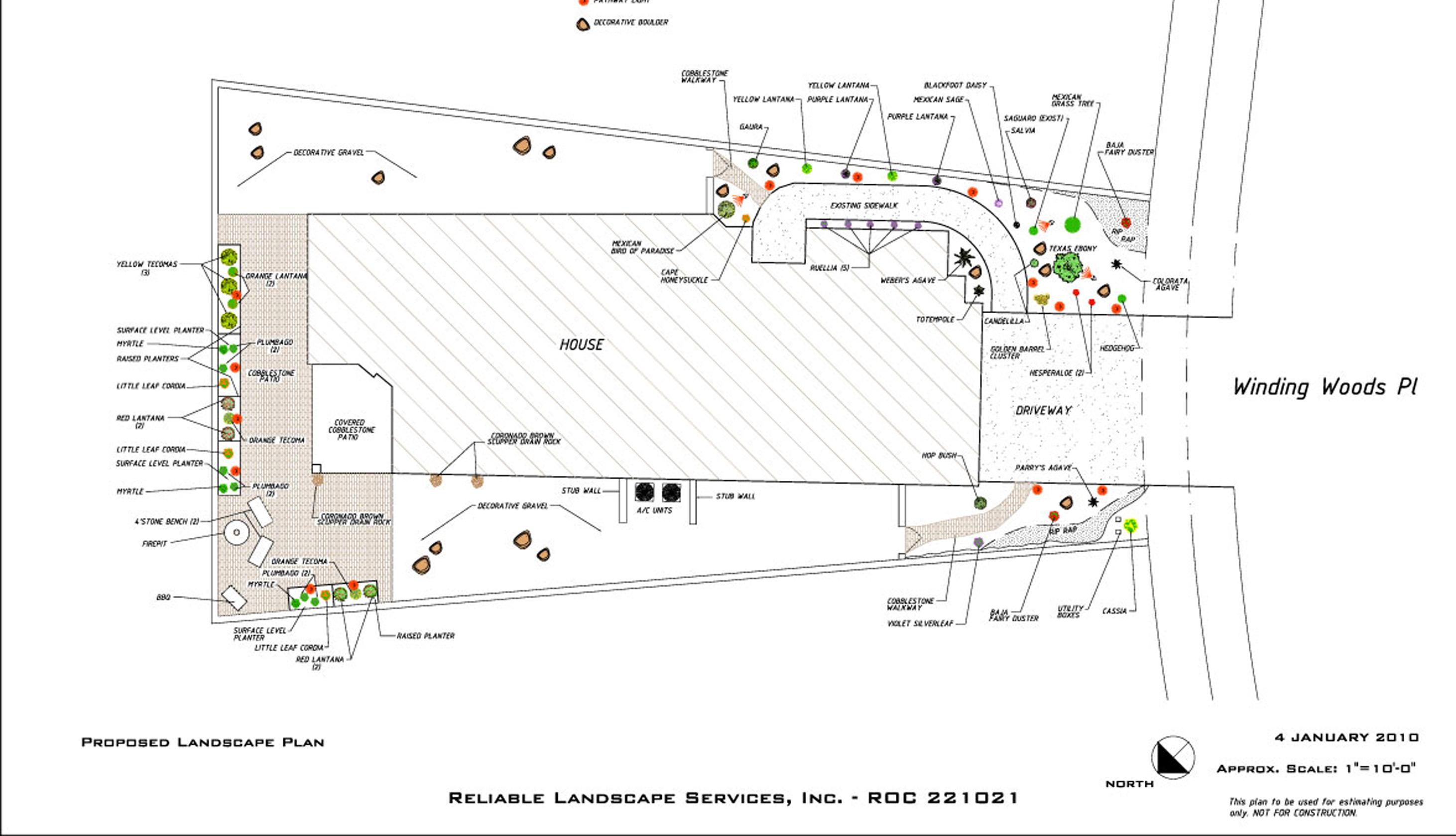 Landscape Services - Design | Tucson Landscaping - Reliable ...